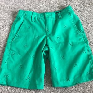 Under Armour Golf shorts size 8